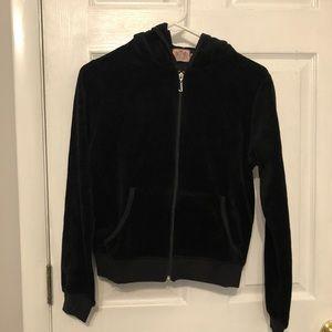 Juicy Couture Velour Sweatshirt Top